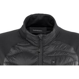 Peak Performance W's Helium Down Hybrid Jacket Black